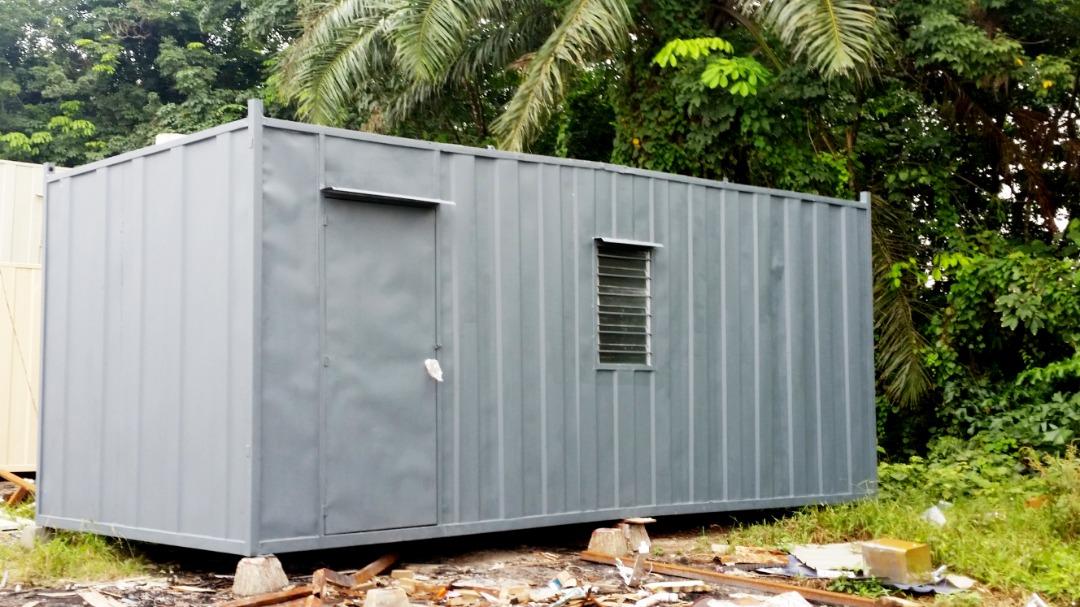 20 ft heavy cabin